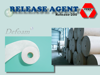 CHIEF CHEMICAL - RELEASE AGENT_RELEASE-200 FOR TISSUE PAPER_anti-take powder, inside/outside paint, bladder coating