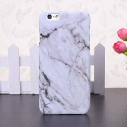 Granit Marble Texture Soft Shell TPU Marble Phone Case Cover For iPhone 5/6/6Plus