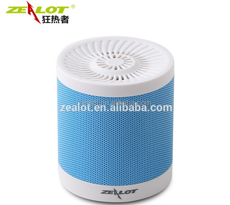 Super Bass Multimedia Portable Bluetooth Speaker with FM Radio
