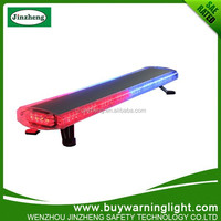 Wenzhou factory LED police light bar