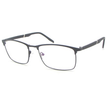 China wholesale new model metal stainless steel optical eyeglasses frame