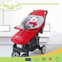 BSB1008 4 seasons hike baby carton stroller sleeping bag with carrier, baby strollersleeping bag