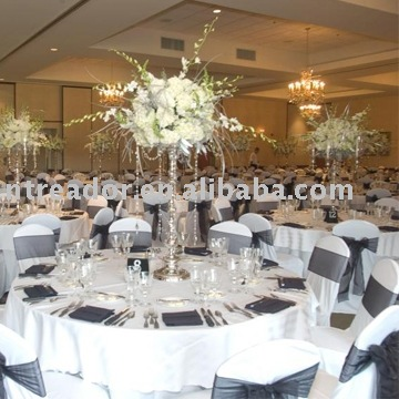 100% polyester cheap chair cover for weddings,party