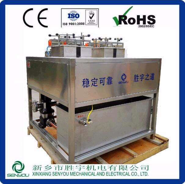 hot sell reliable magnetic separation production line