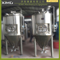 Stainless steel Beer Fermentation Tanks and Alcohol Processing Types beer brewing equipment