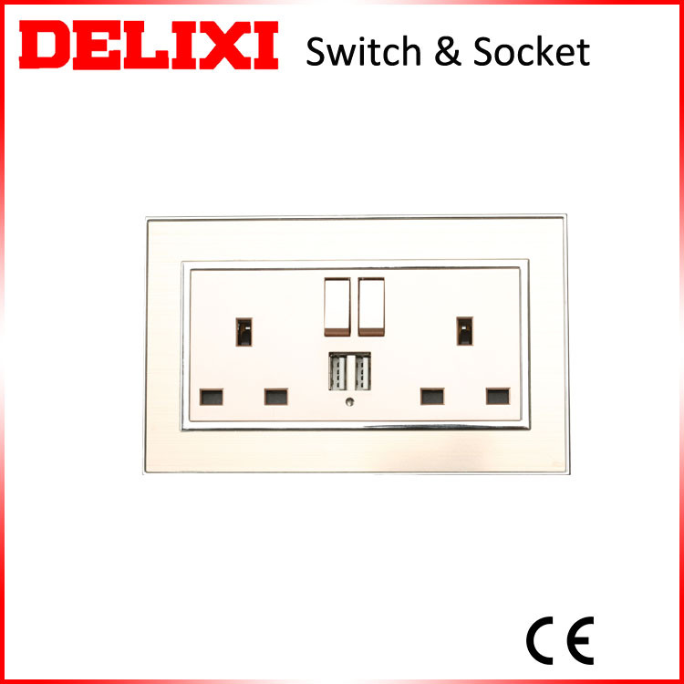 low power consumption Green and eco-friendly switch socket light
