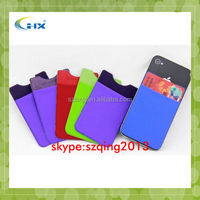 wholesale 3M Cellphone Sticker Silicone Phone wallet