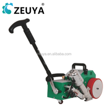 ZEUYA Semi-automatic hot air banner seam seal welding machine CE Approved LC-3000C
