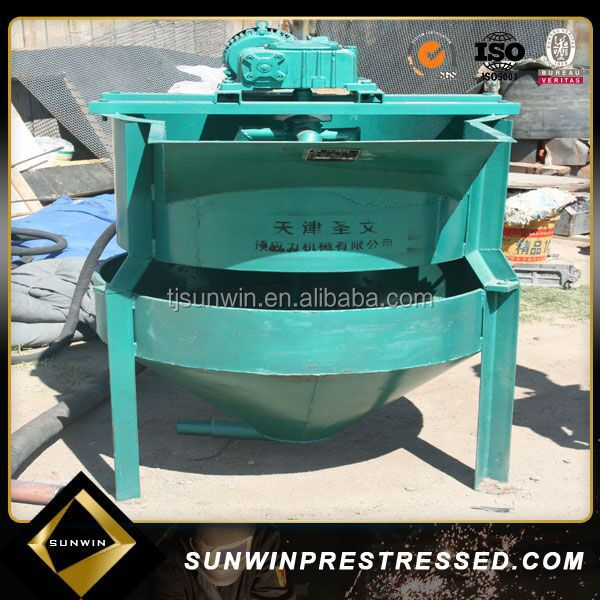 Post-Tension Cement Concrete Mixer