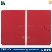 alibaba express flip folio genuine leather case for ipad air