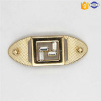 Top selling trendy style small metal shoe buckle from China