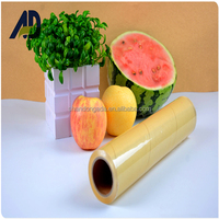 household use PVC tubes food cover plastic film for fresh food