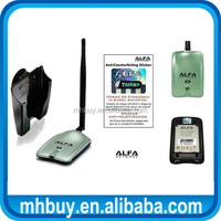 WiFi Adapter AWUS036NH 2000mw 2w 5dBi, with hologramma Mount Sereal Number
