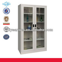 mirrored file cabinet display cabinet