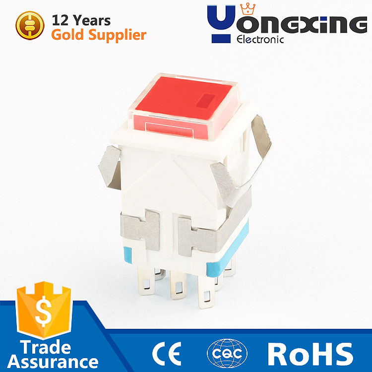 Electric Contact Mining Emergency CE Certificate Push Button Switch