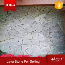 Different color lava stone