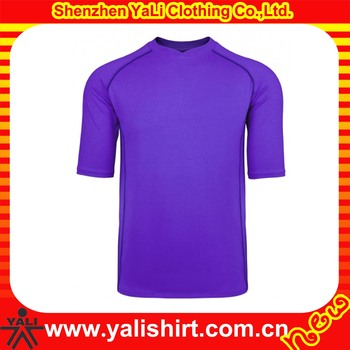 high quality plain bamboo t