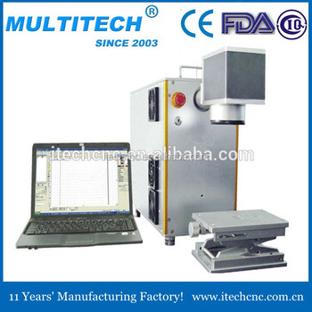 China high speed fiber laser machine for jewely