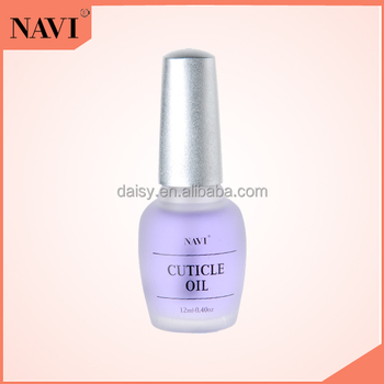 NAVI 12ML Wholesale Lavender Nail Cuticle Oil for NAIL ART CARE