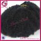 Fast shipping tight afro kinky curl peruvian human hair weave for african americans