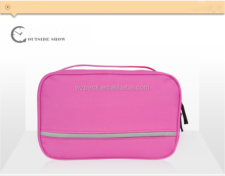 Suppy Hot Selling Custom OEM ODM organizer toiletry travelling bag Travel Makeup Case Toiletry Pouch Cosmetic Wash Purse Bag