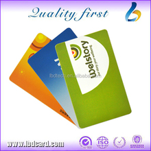 Competitive Price Contactless Smart Card, Blank Smart Card, NFC Smart Card Wholesale