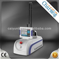 Portable co2 fractional laser cost efficient