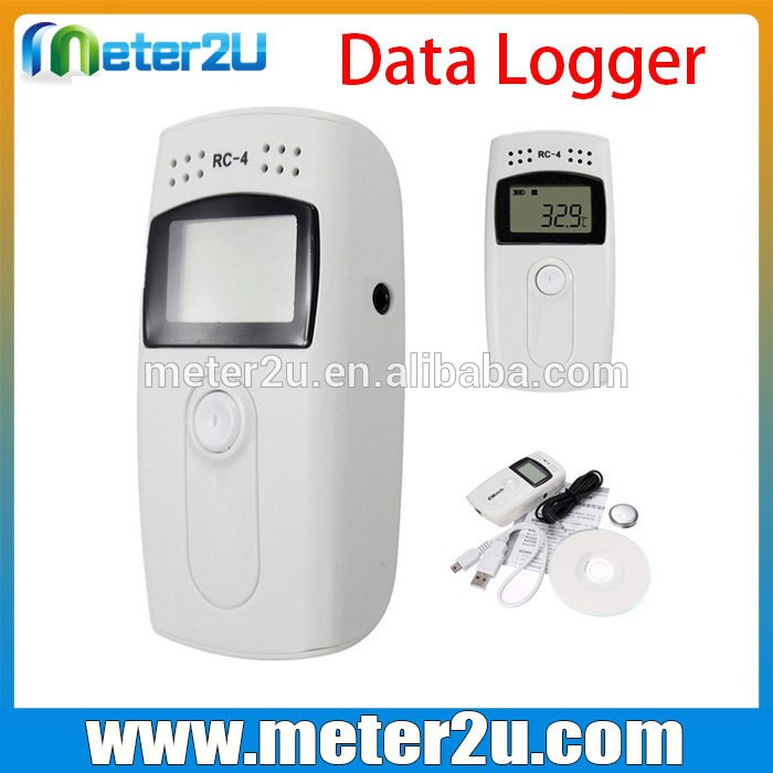 China supplier temperature humidity meter data logger RC-4