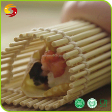 Handmade food grade bamboo sushi rolling mat with cheap price