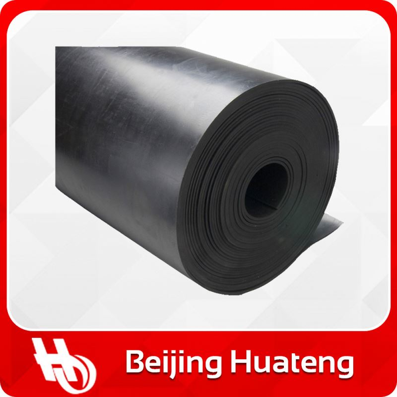 Nylon Insertion Food Processing Industry NBR Rubber Sheet