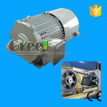 1MW pmg generator AC output Horizontal Axis Wind Turbine Permanent Magnet Alternator Generator