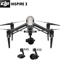 Original DJI inspire 2 with X4S camera and Zenmuse X5S 5.2K camera