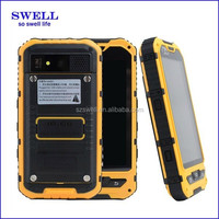 A8S rugged mobile field mobiltelefone multi applications waterproof dustproof nfc chip card reader landrover celular