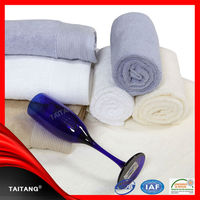 New arrival wholesale plain white cotton microfiber printed kitchen tea towels wholesale