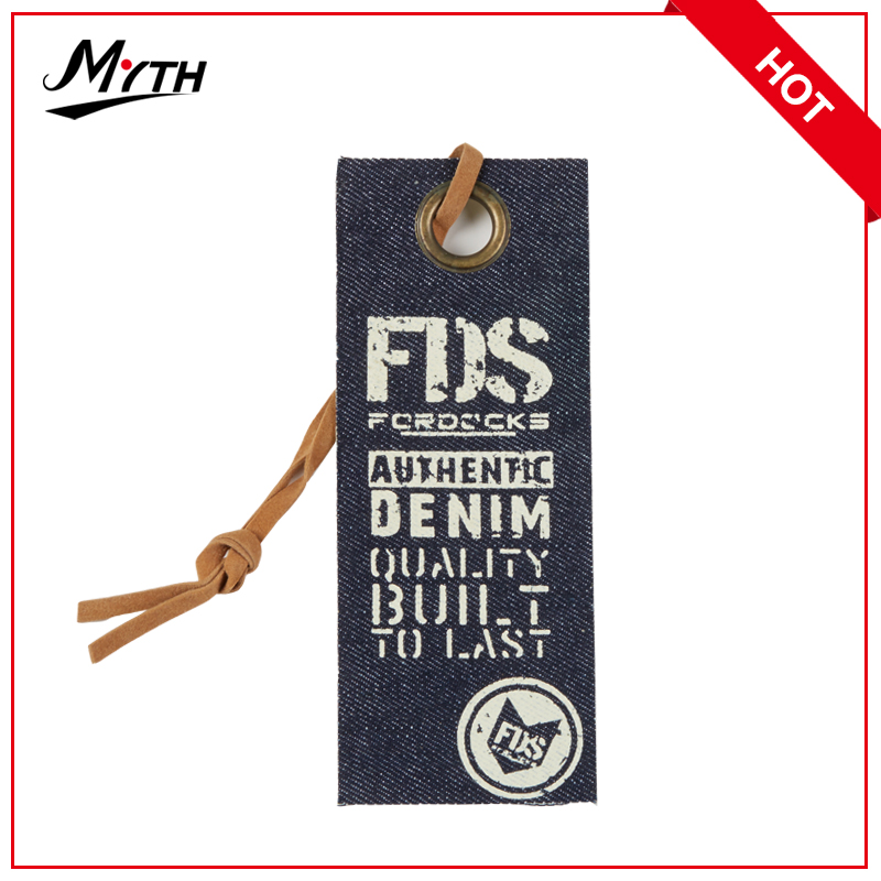 denim hang tags