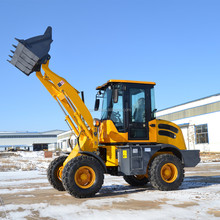 china zl916 front end mini wheel loader for sale cheap price mini radlader