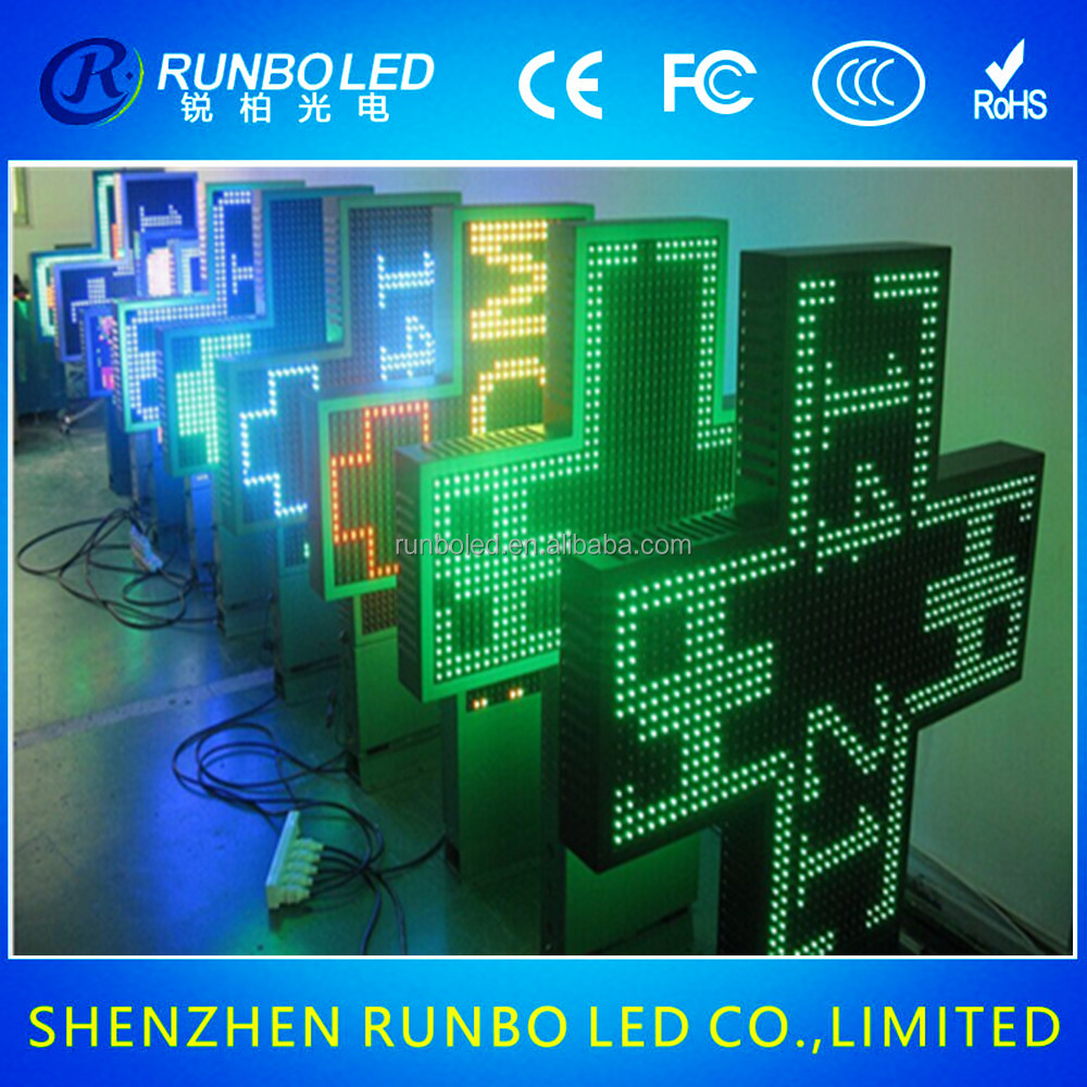 China manufacturer led Green Cross