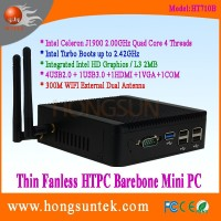 HT710B Intel J1900 Industrial PC 2