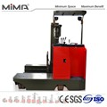 Forklift factory MIMA battery powered side loader reach trucks