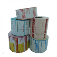 Adhesive Sticker Type and Accept Custom Order Electronic Appliance printing labels