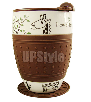 customize siliocne cup holder