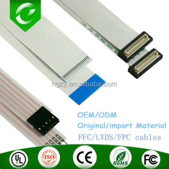 DF9-31S with FFC LVDS Cable