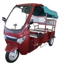 auto piaggio ape 3 wheeler electric tricycle taxi for passenger
