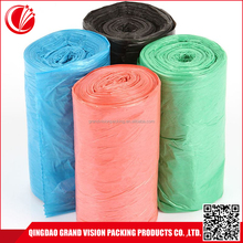 Huge discount heavy duty designer print plastic organic garbage trash rubbish bags