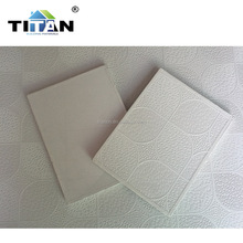 Lower Price Vinyl Covered Gypsum Ceiling Tiles