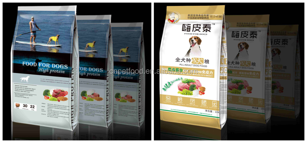 Dog Food 20kg Bag Dry Dog Food Factory
