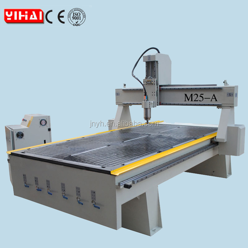 Hot Sale High Quality M25-A YH-1325 1224 wood machine,computer wooden cutting machines,cnc machine