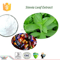 100% natural cGMP certified factory supply stevia extract rebaudioside a 99 bulk pure stevia extract