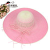 China Manufacture Wholesale Factory Direct Summer Straw Sun Hat Wholesale Straw Hat