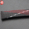 Cotton mesh braiding expandable sleeve for wire harness